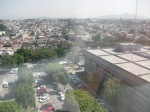 Panoramic view of GDL from Larry's hospital bed